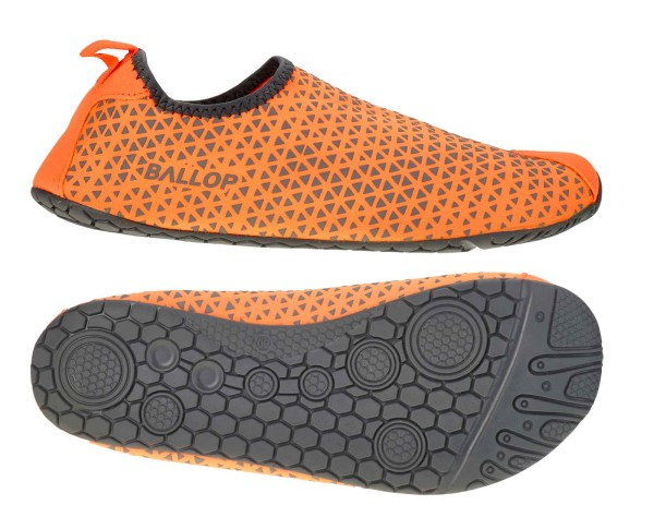 BALLOP Skinfit Triangle orange V1-Sohle