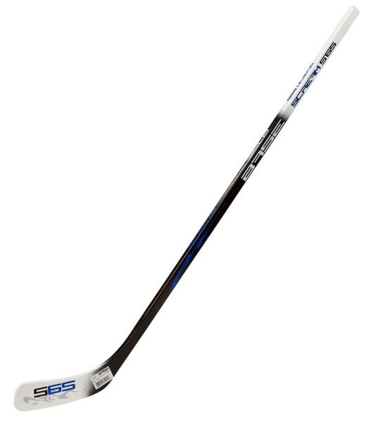 BASE Streethockeyschläger Scream S65 ABS Youth, Straight, 17233
