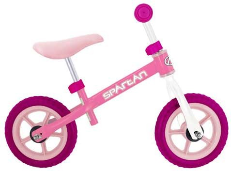 "Laufrad ""Running Bike 10 pink"", 2297"