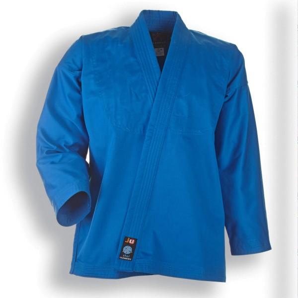 Element Jacke blau regular cut