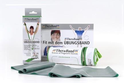 Thera-Band® Set 2,5 m im Reißverschluss -Beutel