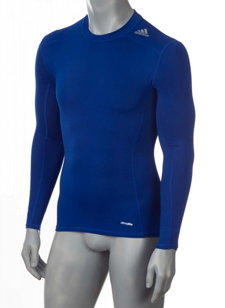 adidas Techfit TF BASE Longsleeve Collegiate Royal, AJ5018
