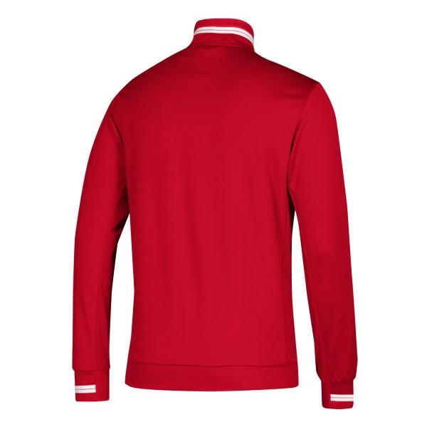 adidas T19 Trekking Jacket Kids rot/weiß, DX7329