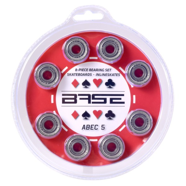 Base ABEC 5 Kugel-Lager, 8er Blister, 6071022