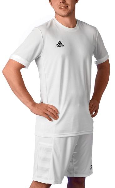 adidas T19 Shortsleeve Jersey Männer weiß, DW6896