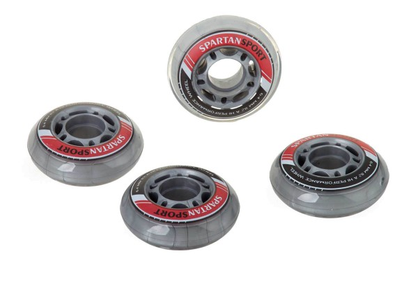4 x Inliner Rolle 64 mm 29202