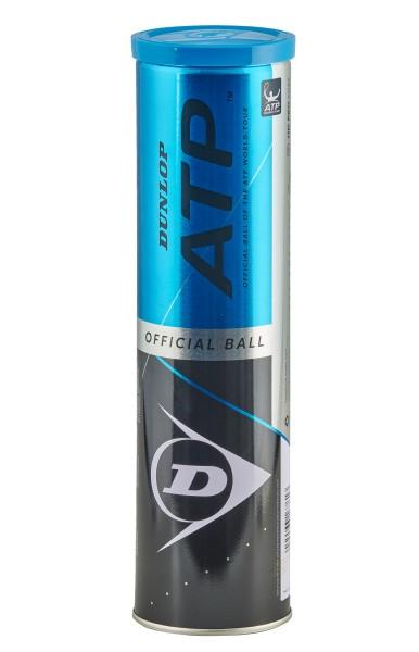 """Dunlop """"Fort Clay Court"""" Tennisball 4er Dose, 2685"""
