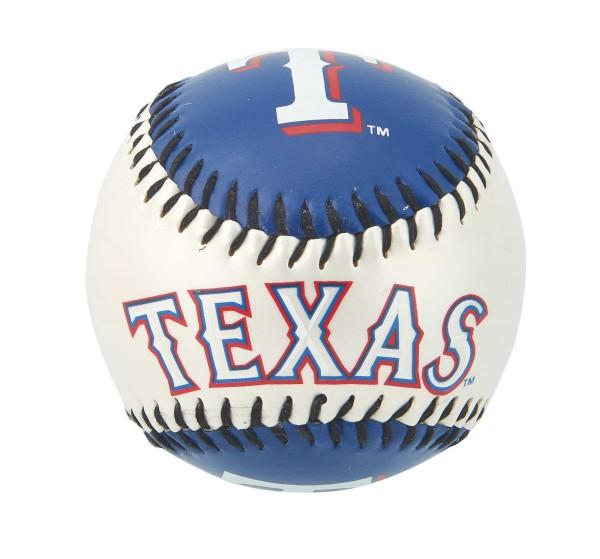 Franklin MLB Team Soft Strike® Baseballs - Rangers