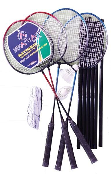 Badminton Set für 2-Spieler, 5438