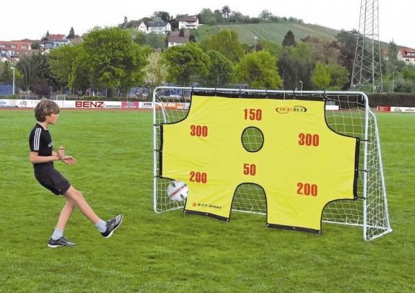 Fußball Tor mit Ziel Wand, 1153
