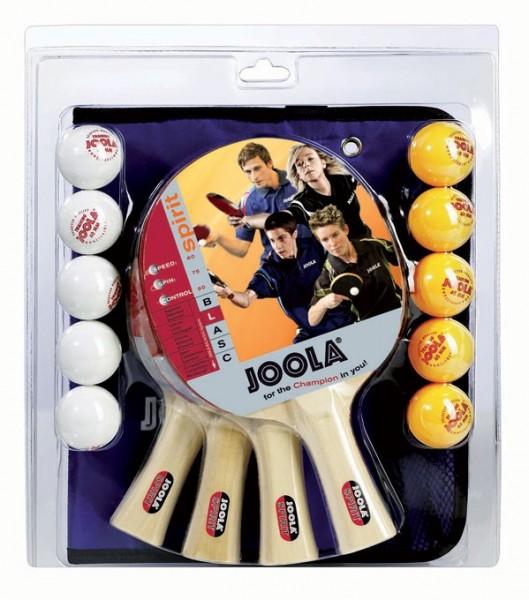 """Tischtennis Set für 4-Spieler """"Joola Family"""", 54810"""