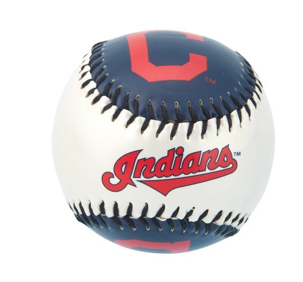 Franklin MLB Team Soft Strike® Baseballs - Indians