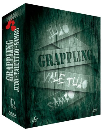 3 DVD Box Grappling Judo & Sambo