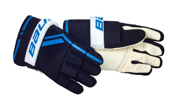 BAUER Streethockey Player Handschuh Senior L, 1046701