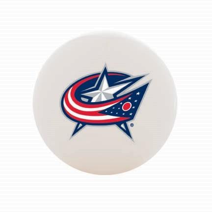 "NHL Streethockey-Ball ""Columbus Blue Jackets"", F31"