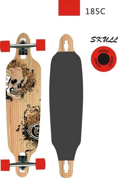 Longboard Skull 38, 23341