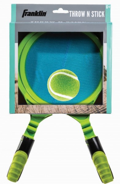Franklin Throw 'N Stick Feder-Griff-Tennis - Beach Game