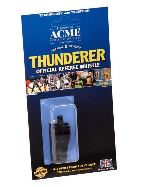 ACME Schiedsrichter-Pfeife Thunderer 660 (109)