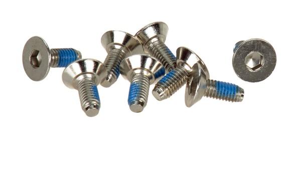 BAUER/MISSION - Screw (round Head) - 8er Pack (1036210)
