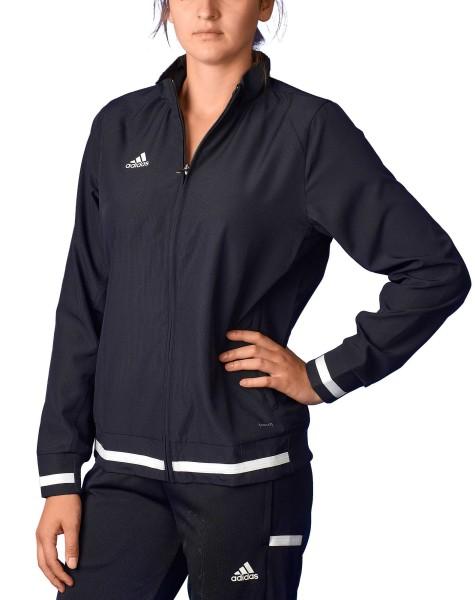 adidas T19 Woven Jacket Damen schwarz/weiß, DW6874