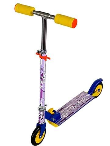 Kinder Scooter Steel lila, 20701