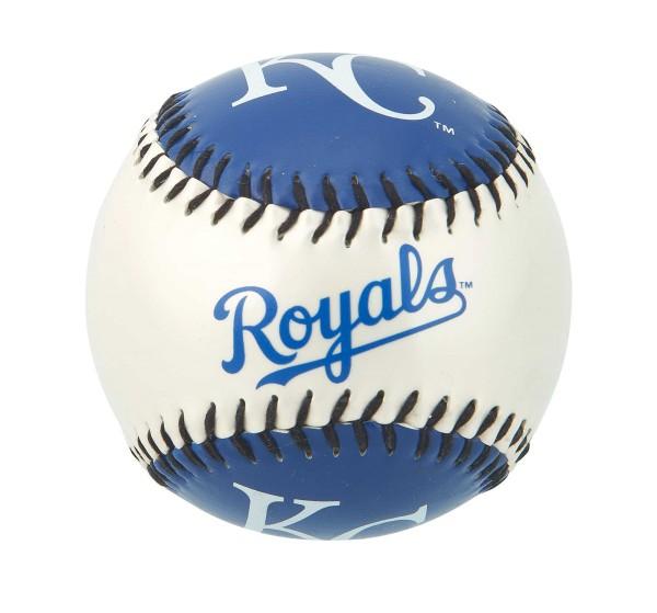 Franklin MLB Team Soft Strike® Baseballs - Royals