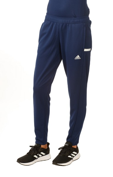 adidas T19 Trekking Pants Damen blau/weiß, DY8827