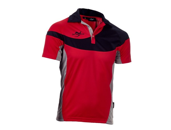 Teamwear Element C1 Polo rot