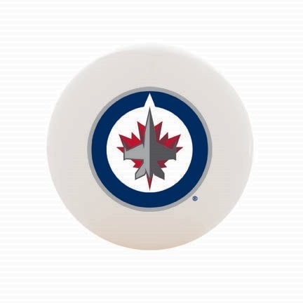 "NHL Streethockey-Ball ""Winnipeg Jets"", F34"