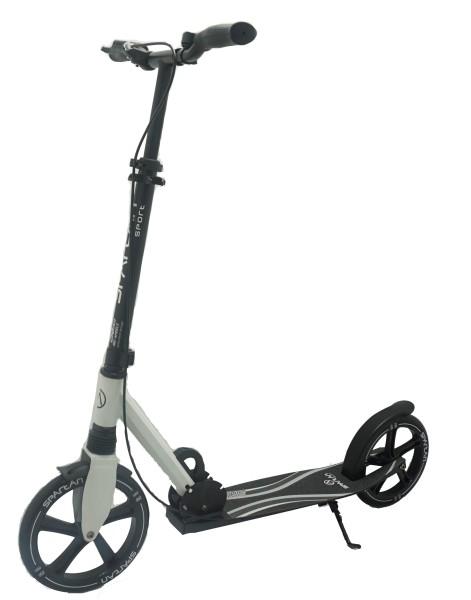 Scooter Jumbo IV schwarz/weiß, 2306