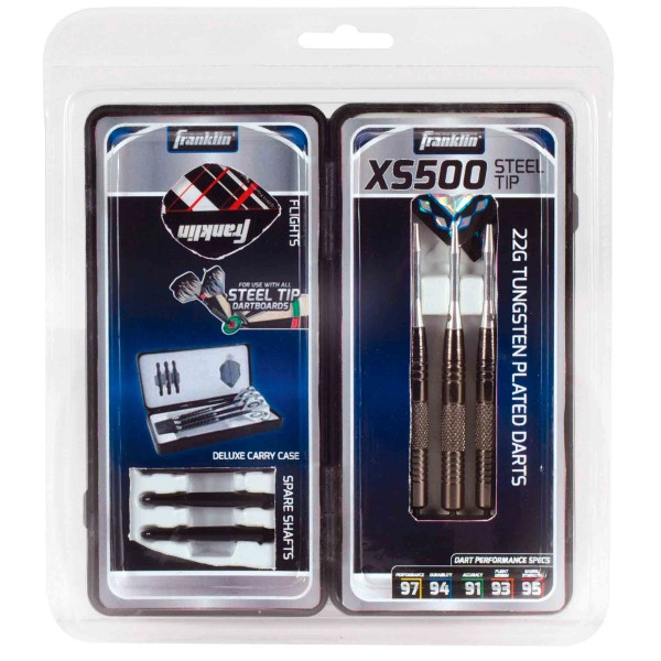 Franklin Steel Tip Dart XS500 (Wolfram-Mantel)