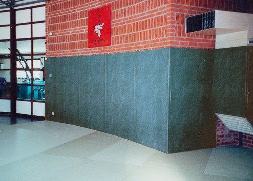 Wandprallschutz RG 120 1,5 m x 1 m