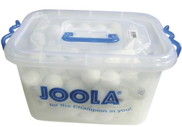 """Tischtennis Bälle """"JOOLA Training weiß 144 Stück"""", 44235"""