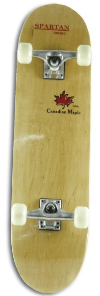 "Spartan Skateboard ""Top Board"" 266"