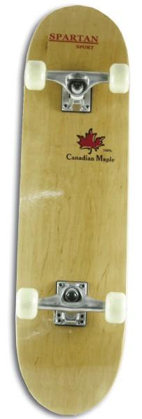 "Spartan Skateboard ""Top Board"" 266"