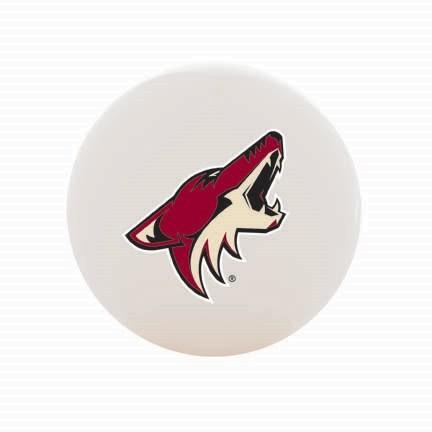 "NHL Streethockey-Ball ""Arizona Coyotes"", F28"