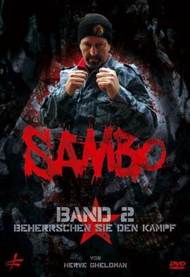 Sambo, Bd. 2 - Beherrschen Sie den Kampf, DVD 217