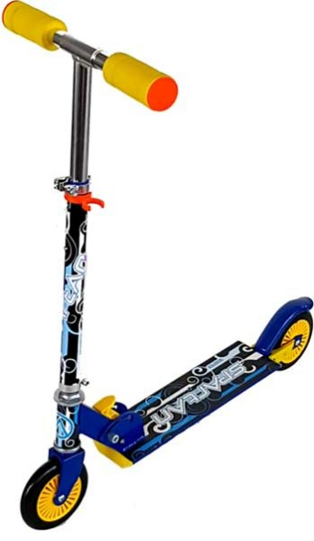 Kinder Scooter Steel blau, 20702
