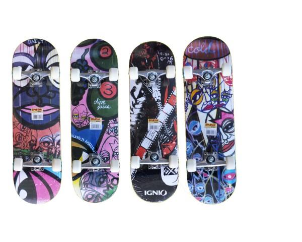 Skateboard Junior 28, 203