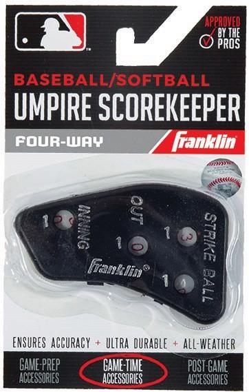 Franklin MLB® Scorekeeper