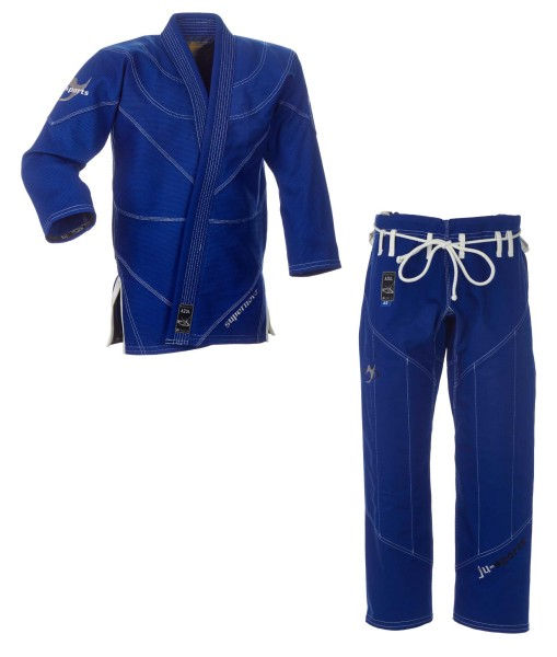 BJJ Gi Supernova blue