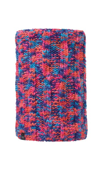 BUFF Livy Knitted & Polar Neckwarmer orange, 116022