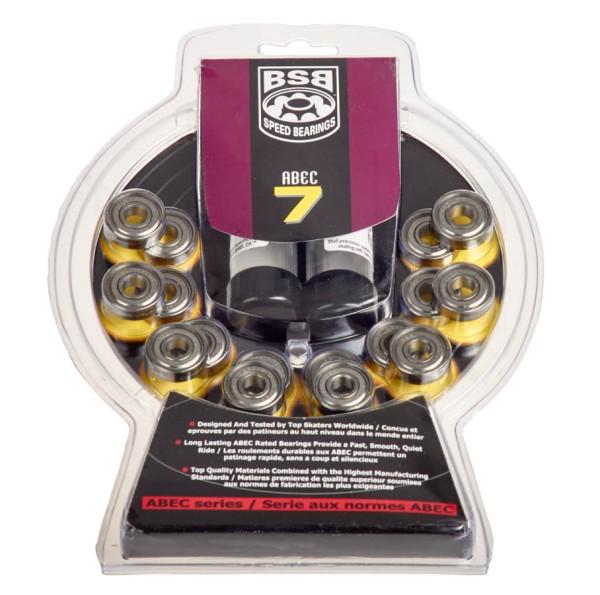 BSB Lager, 16 Teile Set, Abec 5, 7 oder 9