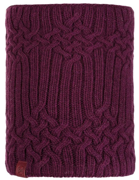 BUFF Knitted & Polar Neckwarmer Helle Beere, 117874
