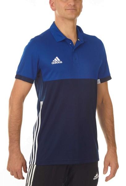 adidas T16 Clima Cool Polo Männer navy blau/royal blau AJ5482
