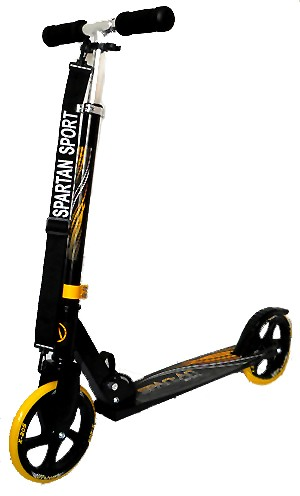 Scooter Jumbo I schwarz/gelb, 230702