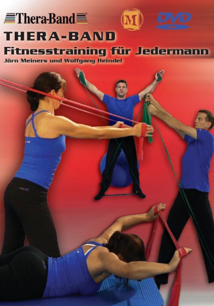 Thera-Band - Fitnesstraining für Jedermann