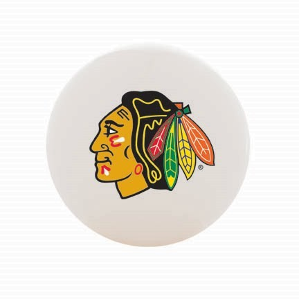 "NHL Streethockey-Ball ""Chicago Blackhawks"", F01"