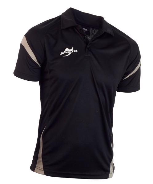 Teamwear Element C2 Polo schwarz