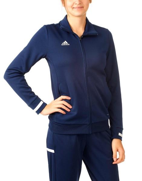adidas T19 Trekking Jacket Damen blau/weiß, DY8818